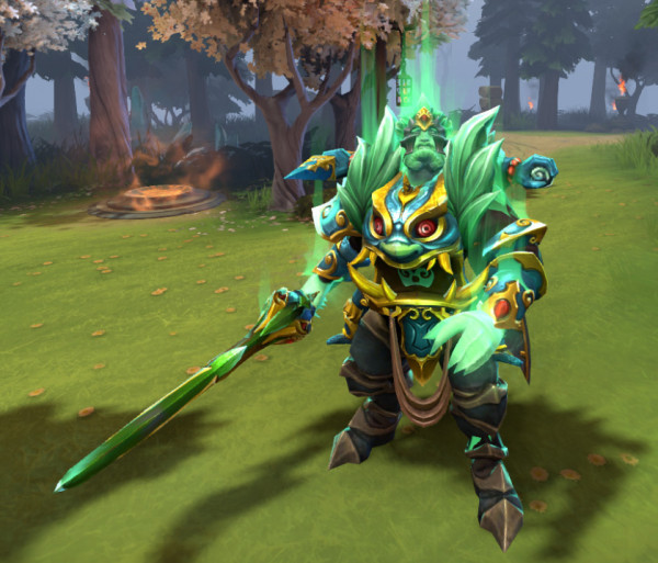 Aspect of the Year Beast (Wraith King Set)