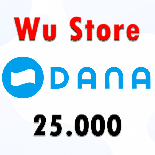 Top-up DANA 25.000
