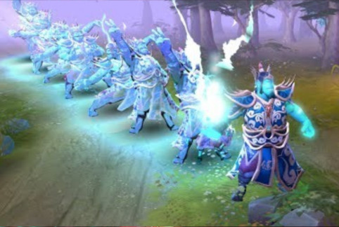Heavenly General (Storm Spirit Set)