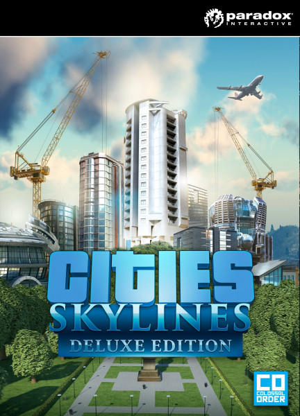 cities: skylines deluxe