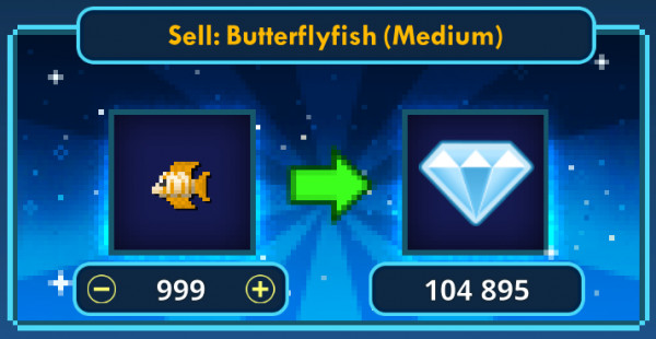 999 Butterflyfish (Medium)