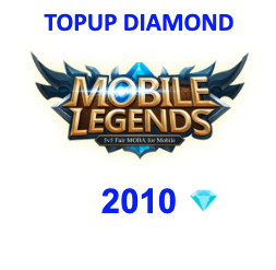 Top Up 2010 Diamonds