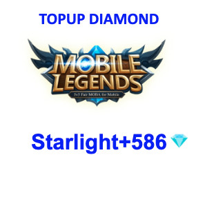 Starlight + 586 Diamonds