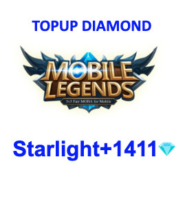 Starlight + 1411 Diamonds