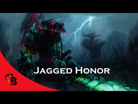 Jagged Honor (CC TI9 Juggernaut)