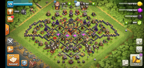 Town Hall 10 - GES -+2500