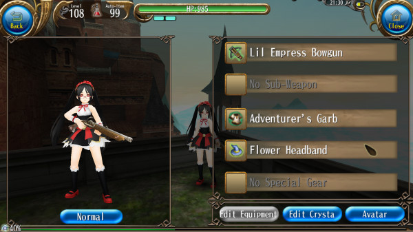 Heaven feather garb dye a5-c5 (only app)