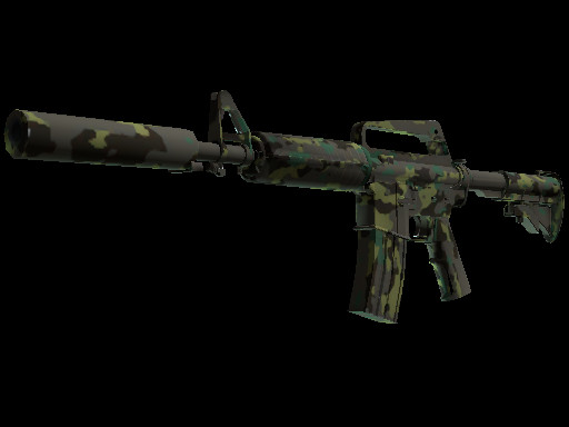 M4A1-S | Boreal Forest (Industrial Grade Rifle)