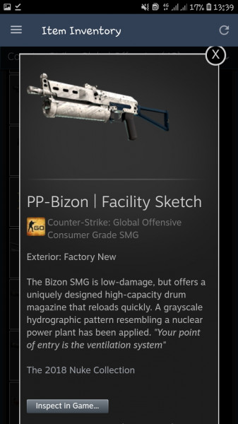 PP-Bizon | Facility Sketch
