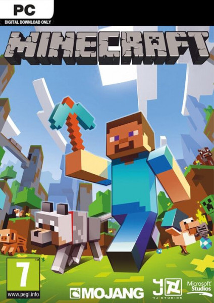 Minecraft - PC Redeem