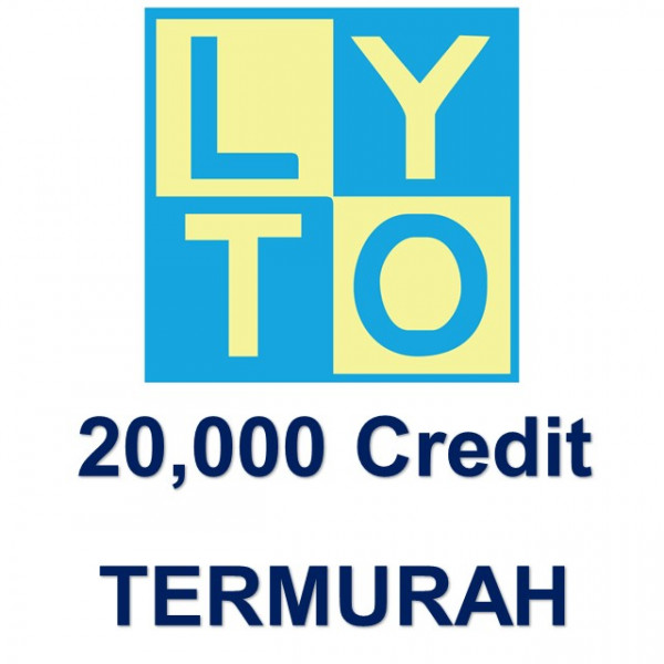 LytoCredit 20.000 - 5.500 Koin