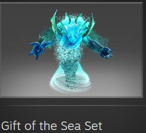 Gift of the Sea Set(Set Morphling)