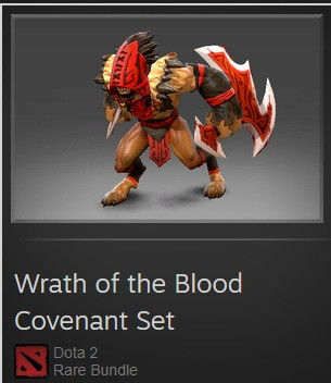 Wrath of the Blood Covenant (Bloodseeker Set)