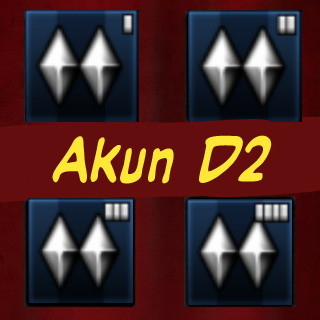 Akun Diamond 2