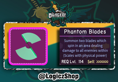 Phantom Blades - Dungeon Quest