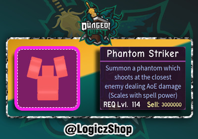 Phantom Striker - Dungeon Quest