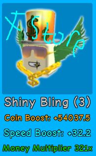 Shiny Bling | Magnet Simulator |
