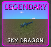 wizard simulator sky dragon pet