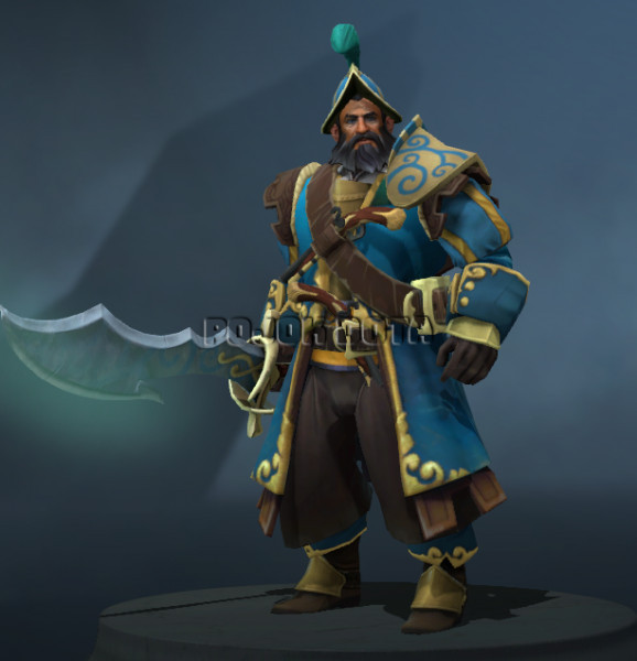 Instruments of the Claddish Voyager (Kunkka Set)