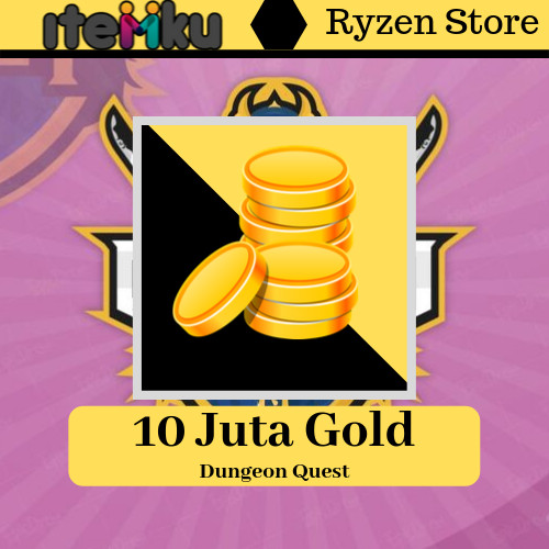 10 Juta Gold-Dungeon Quest