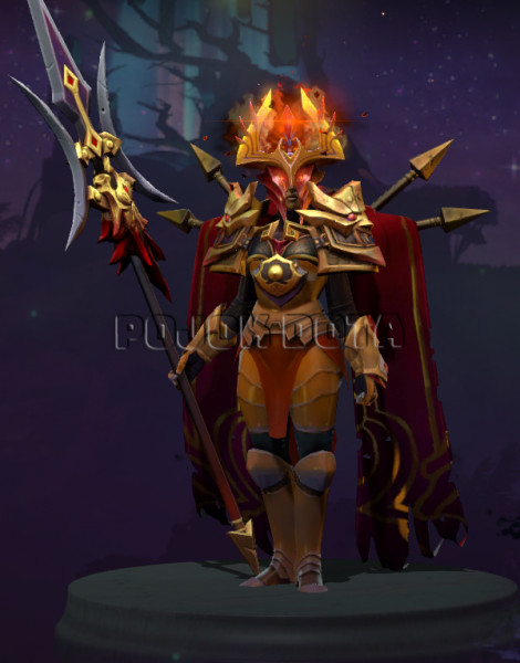LEGION COMMANDER MIX SET