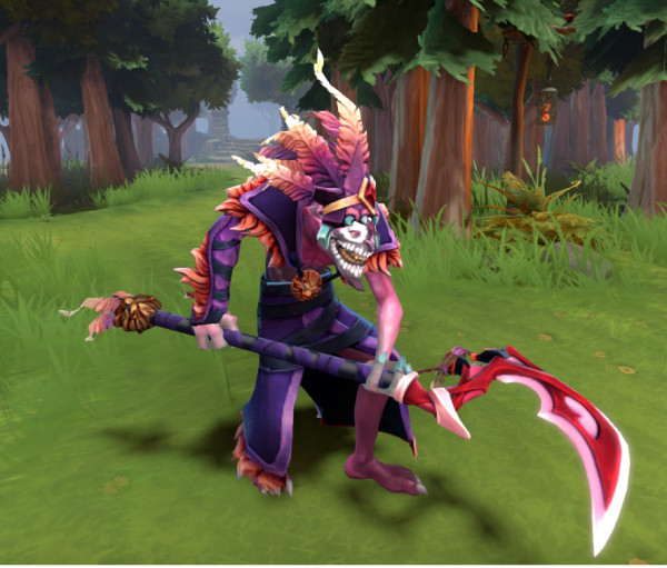 Genuine Shadow Flame (Dazzle Set)