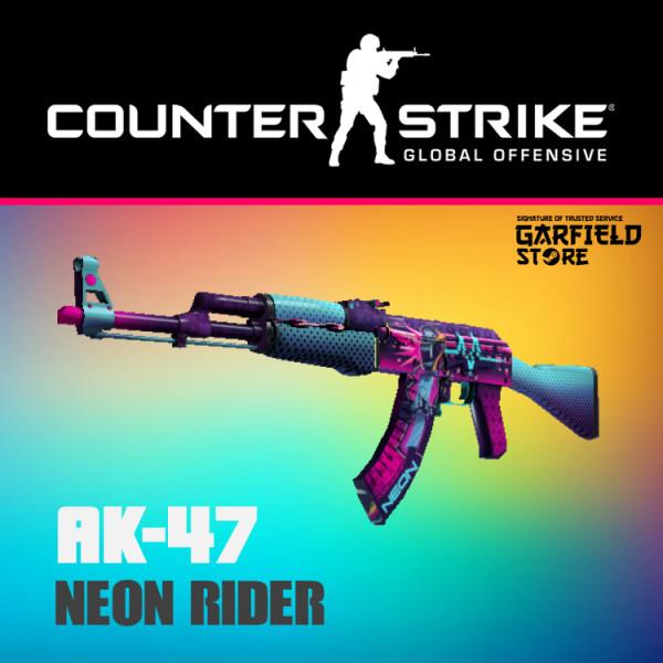 AK-47 | Neon Rider