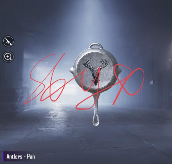 Antlers-Pan