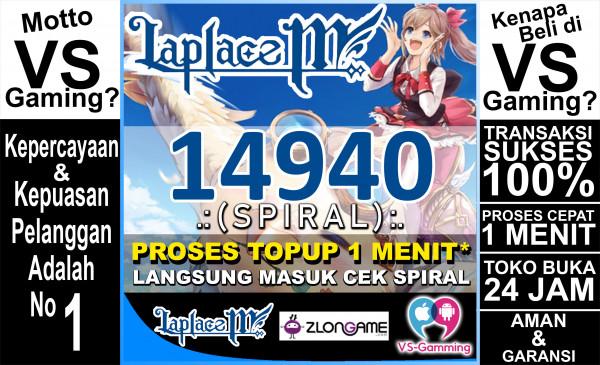 14940 Spiral