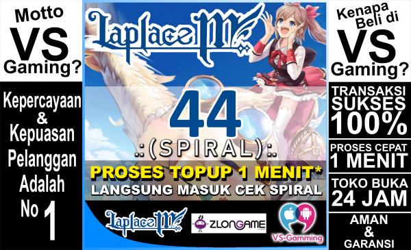 44 Spiral