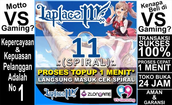 11 Spiral