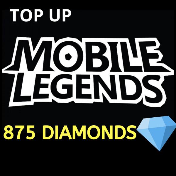 875 Diamonds