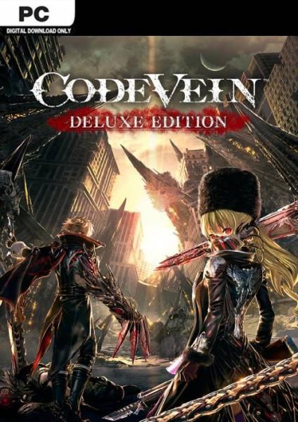Code Vein - Deluxe Edition PC + DLC