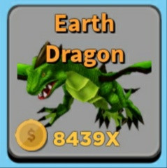 Earth Dragon Tier 13 Warrior Simulator