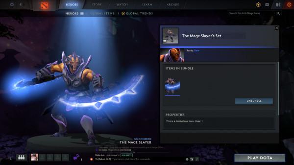 The Mage Slayer's (Anti-Mage Set)