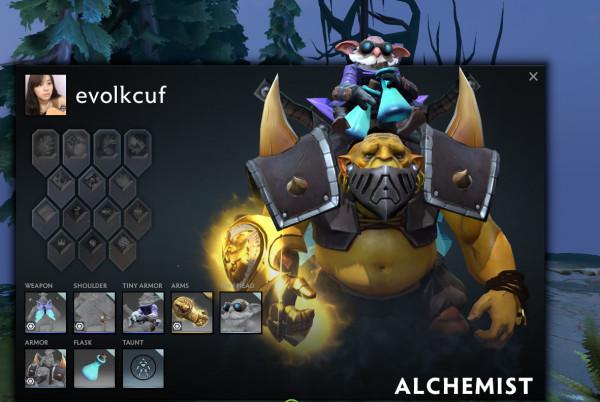 Alchemist Mix set