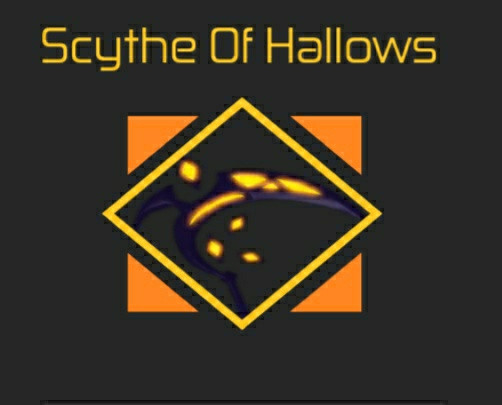 Scythe Of Hallow (Unobtainable) | Heroes Online
