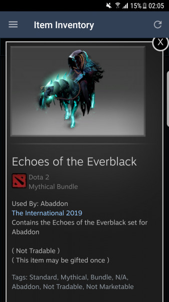 Echoes of the Everblack (Abaddon Set)