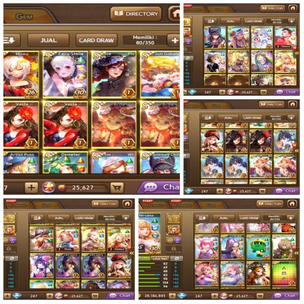 Momo,Fairy Stella Ft Nuff 70 Di Cutting Gold 28jt