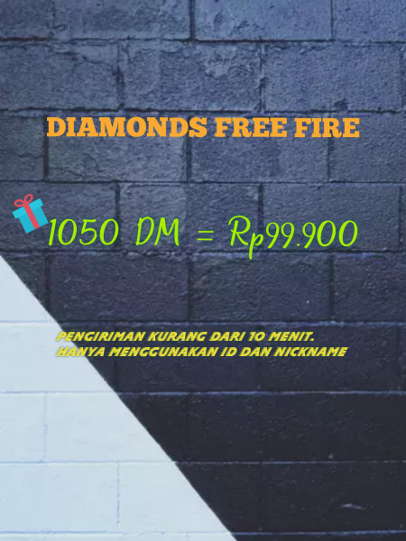 1050 DM Free Fire
