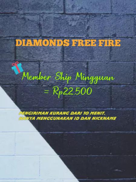 Member Ship Mingguan