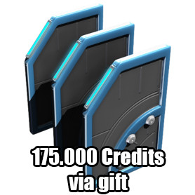 175.000 Credits (Gift)
