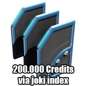 250.000 Credits
