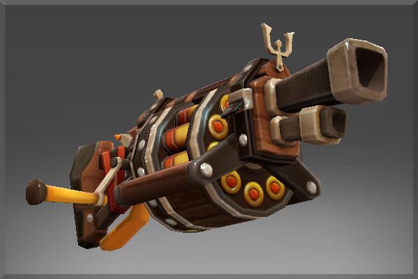 Muh Keen Gun (Immortal Sniper)