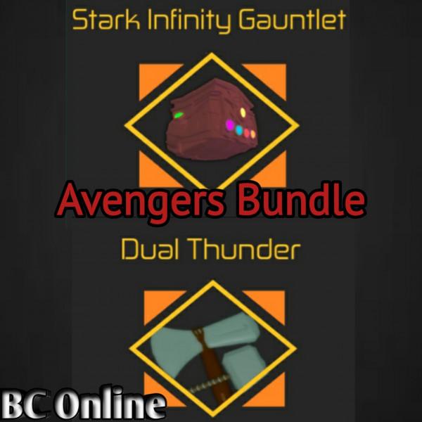 Avengers Bundle | Heroes Online