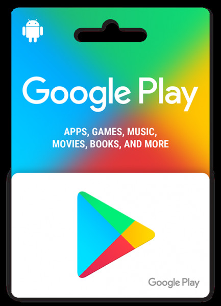 Voucher Google Play 35.000