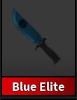 Blue Elite | Murder Mystery 2