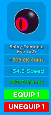Magnet Simulator | Shiny Demonic Eye