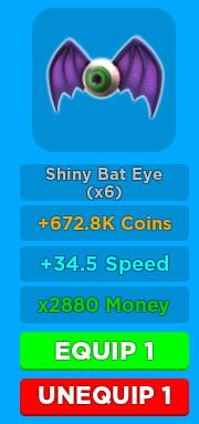 Magnet Simulator | Shiny Bat Eye