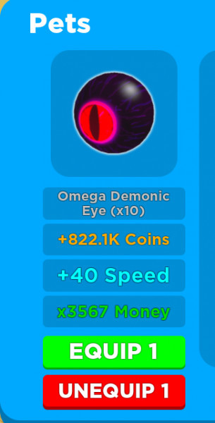 Magnet Simulator | Omega Demonic Eye
